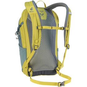 deuter Speed Lite 20 Backpack, geel/blauw